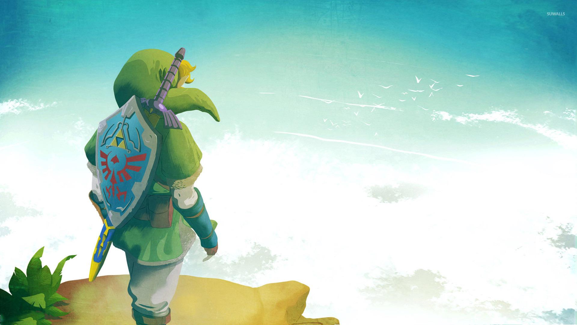 The Legend Of Zelda Skyward Sword Wallpaper Game Wallpapers