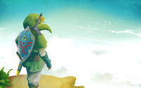 The Legend of Zelda: Skyward Sword wallpaper 1920x1080 jpg