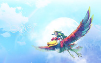 The Legend of Zelda: Skyward Sword [8] wallpaper 1920x1200 jpg