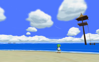 The Legend of Zelda: The Wind Waker [2] wallpaper 1920x1080 jpg