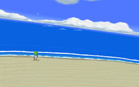 The Legend of Zelda: The Wind Waker [3] wallpaper 1920x1200 jpg