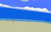 The Legend of Zelda: The Wind Waker [3] wallpaper 1920x1200 jpg