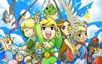 The Legend of Zelda: The Wind Waker wallpaper 1920x1200 jpg