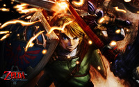 The Legend of Zelda - Twilight Princess wallpaper 1920x1200 jpg