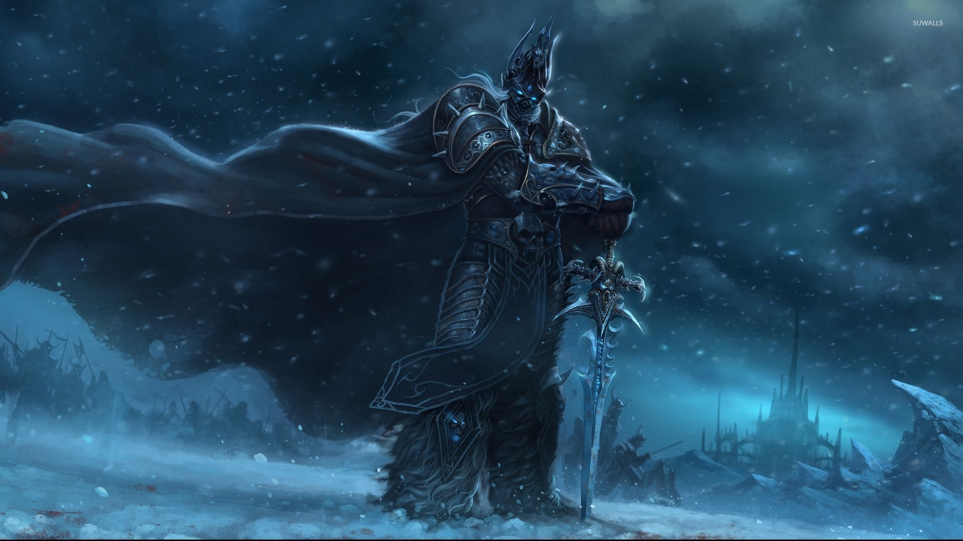 The Lich King Wallpaper Game Wallpapers 31960