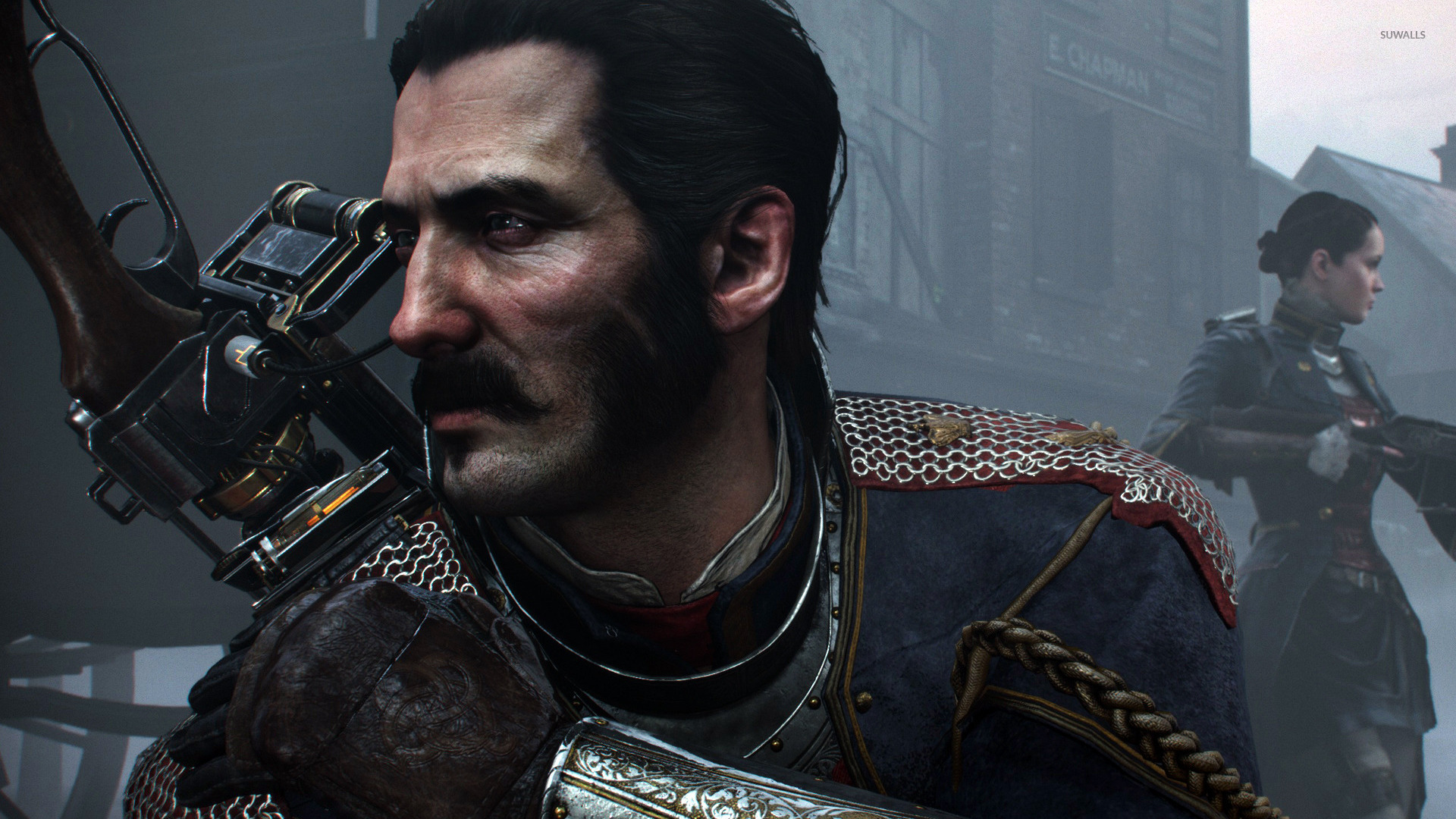The Order 1886 [2] wallpaper - Game wallpapers - #21409