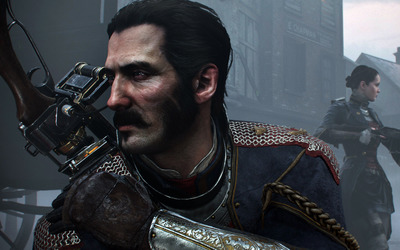 The Order 1886 [2] wallpaper