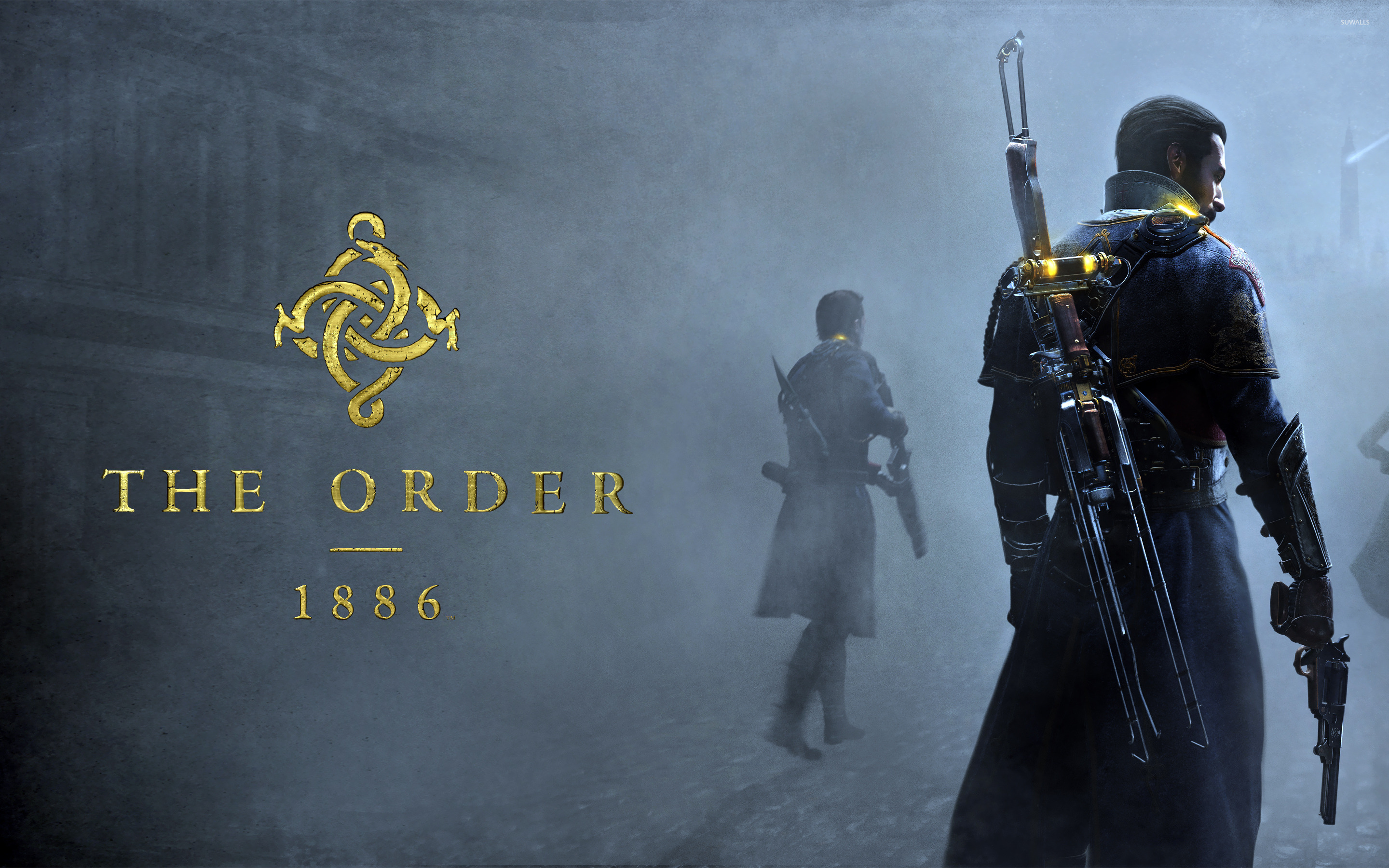 The Order 1886 wallpaper - Game wallpapers - #21515