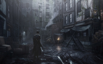 The Order: 1886 wallpaper