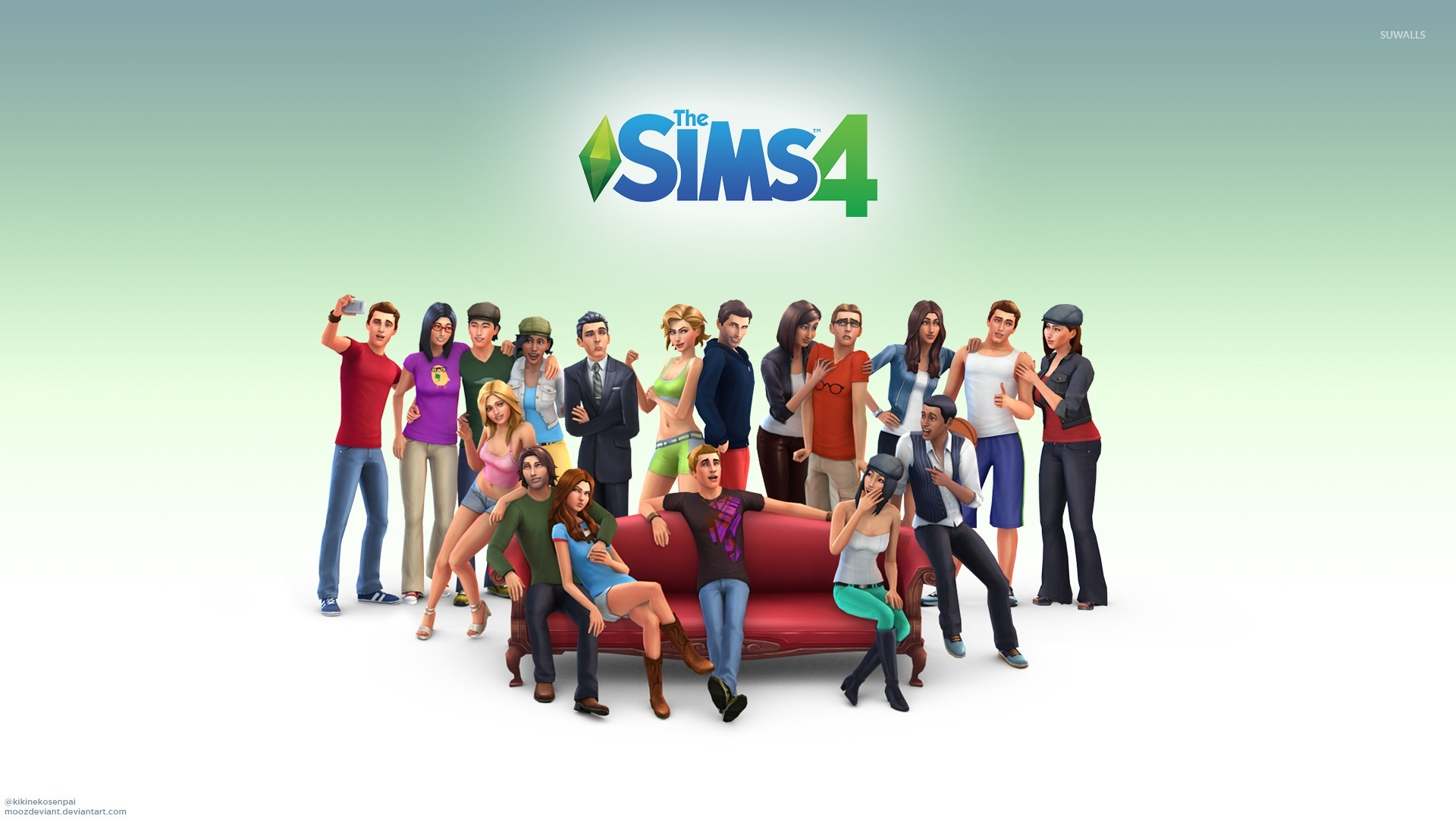 The Sims 4 Wallpaper Game Wallpapers 25914