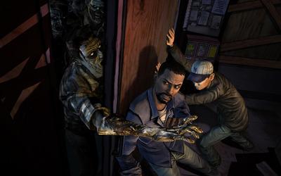 The Walking Dead [15] wallpaper