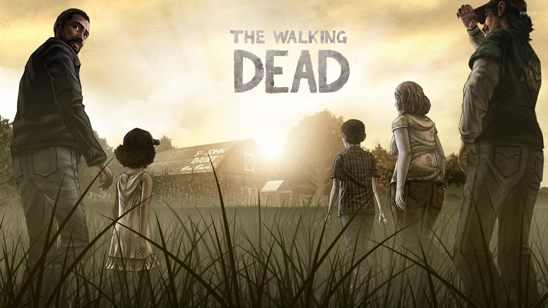 The Walking Dead 6 Wallpaper 1920x1080 Jpg