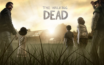 The Walking Dead [6] wallpaper