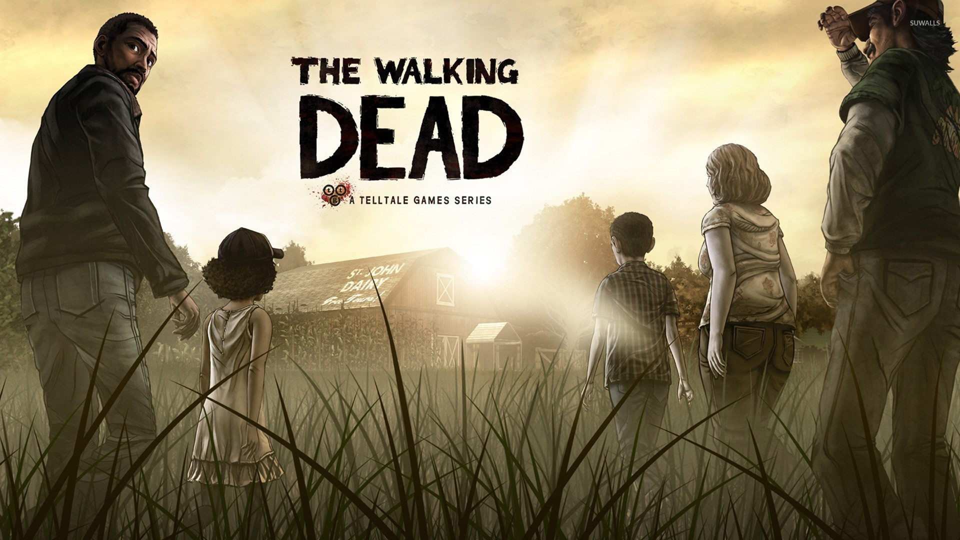 The Walking Dead 13 Wallpaper Game Wallpapers 21078