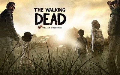 The Walking Dead [13] wallpaper