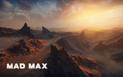 The Wasteland - Mad Max wallpaper