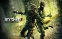 The Witcher 2: Assassins of Kings [2] wallpaper 1920x1200 jpg