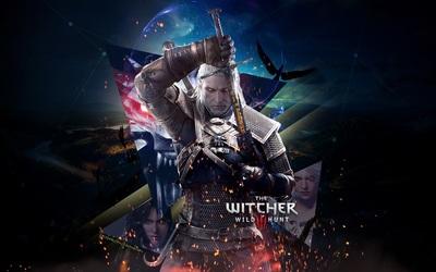 The Witcher 3: Wild Hunt [6] wallpaper