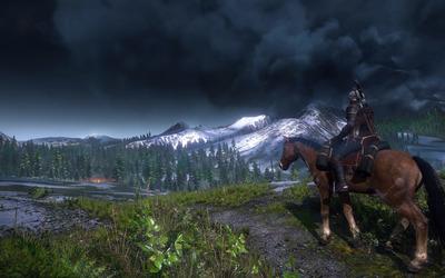 The Witcher 3: Wild Hunt [7] wallpaper