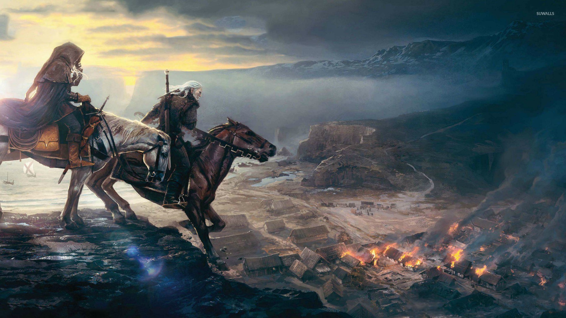 The Witcher 3 Wild Hunt Wallpaper Game Wallpapers 21458