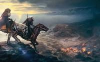 The Witcher 3: Wild Hunt wallpaper 1920x1080 jpg