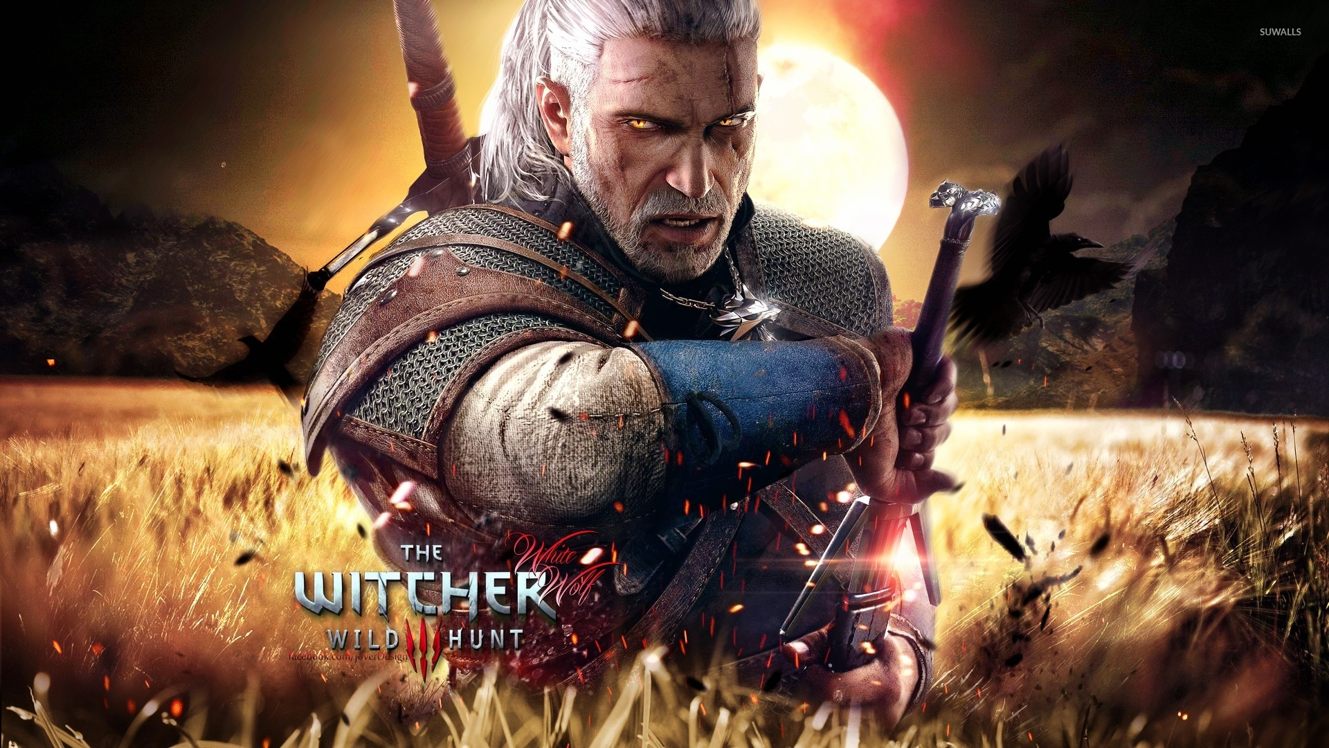 the witcher iii wallpapers