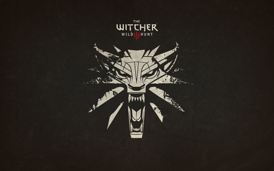 The Witcher 3: Wild Hunt poster wallpaper