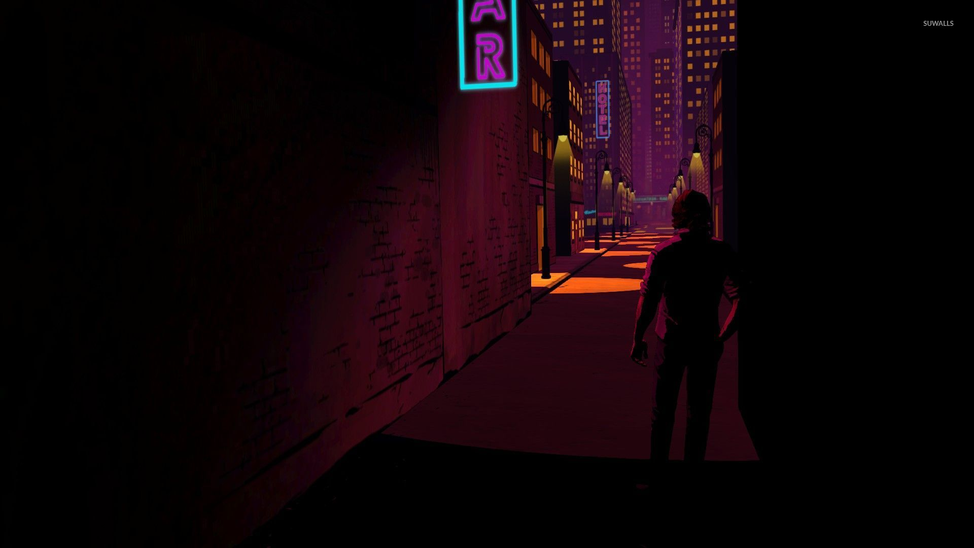 The Wolf Among Us 3 Wallpaper
