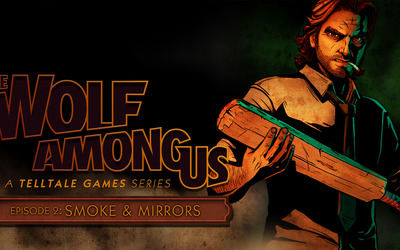 The Wolf Among Us [4] wallpaper