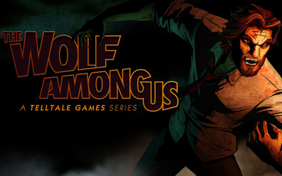 The Wolf Among Us wallpaper