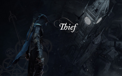 Thief [9] wallpaper