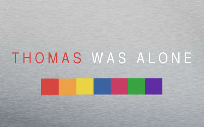 Thomas Was Alone wallpaper