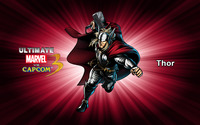 Thor - Ultimate Marvel vs. Capcom 3 wallpaper 2560x1600 jpg
