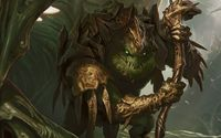 Thrun, the Last Troll - Magic - The Gathering wallpaper 1920x1080 jpg