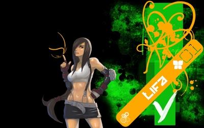 Tifa Lockhart - Final Fantasy wallpaper
