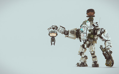 Titanfall [18] wallpaper