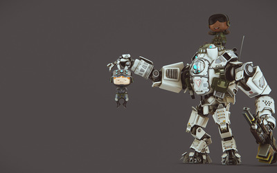 Titanfall [20] wallpaper
