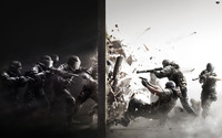 Tom Clancy's Rainbow Six: Siege wallpaper 2560x1600 jpg