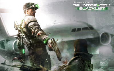 Tom Clancy's Splinter Cell: Blacklist [7] wallpaper