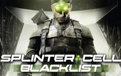 Tom Clancy's Splinter Cell: Blacklist [8] wallpaper