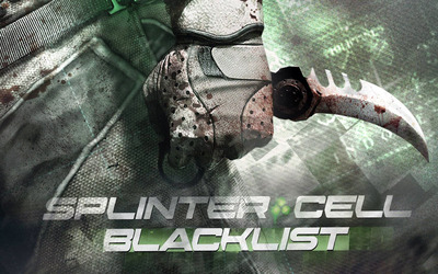 Tom Clancy's Splinter Cell: Blacklist [6] wallpaper