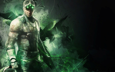 Tom Clancy's Splinter Cell: Blacklist [5] wallpaper