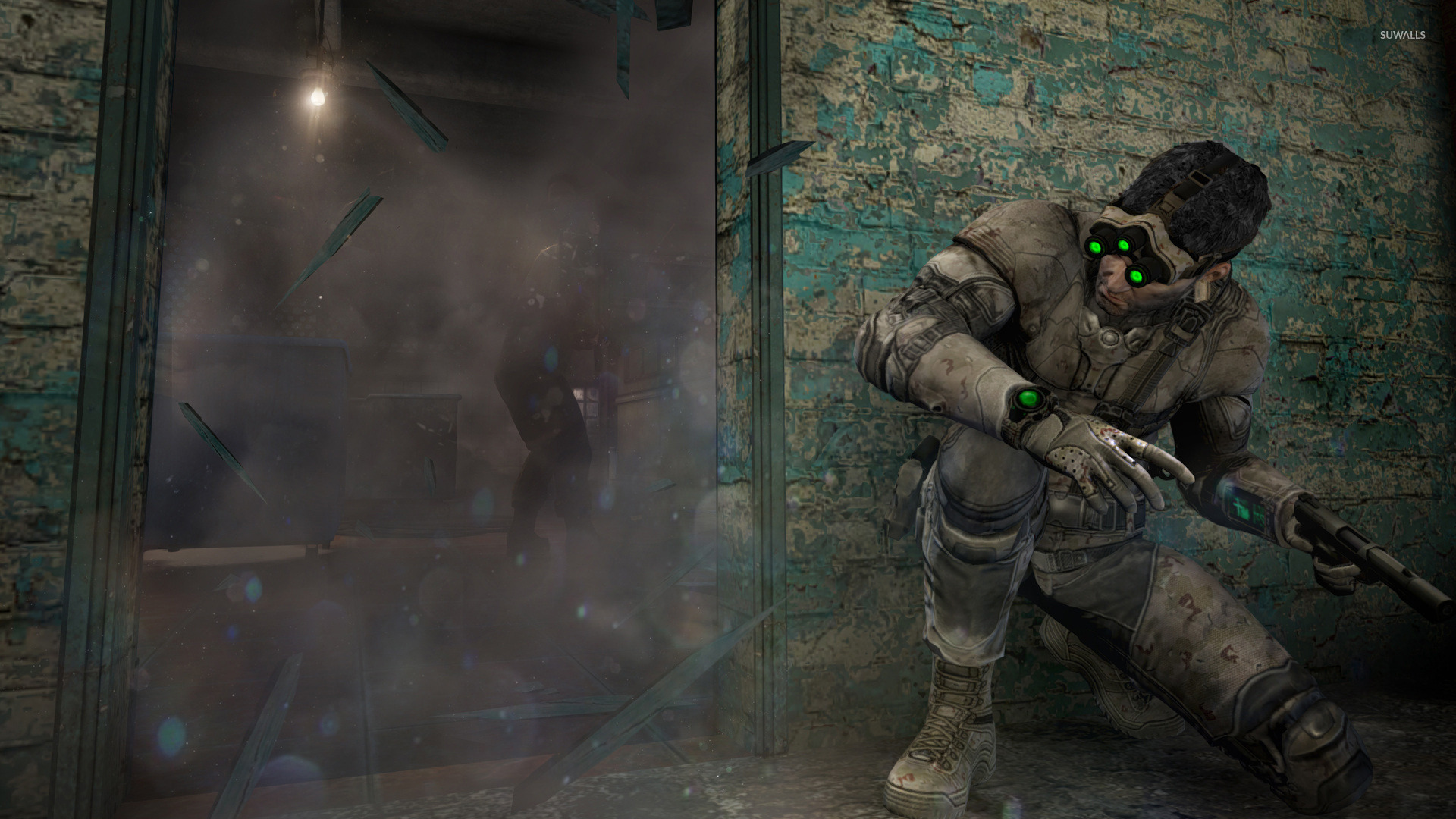 Tom Clancys Splinter Cell Blacklist wallpaper Game wallpapers