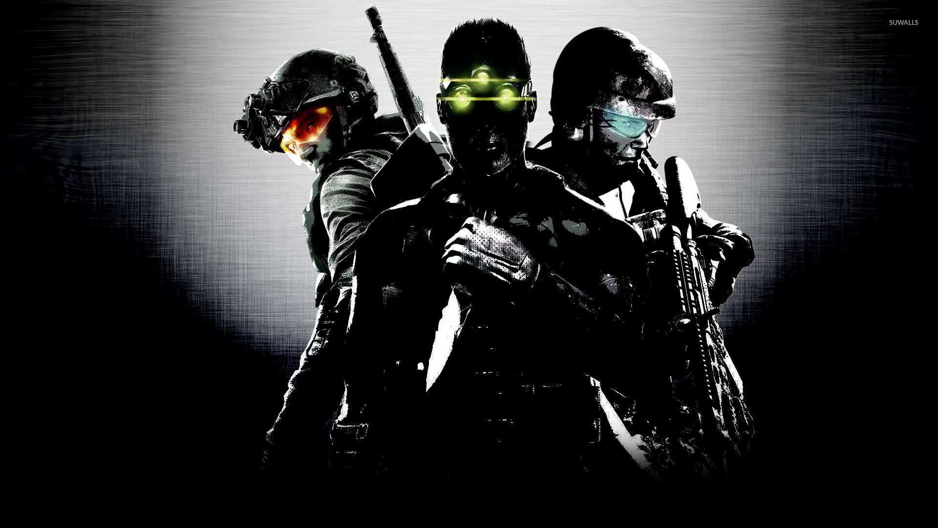 tom clancy's games wallpaper - game wallpapers - #17661