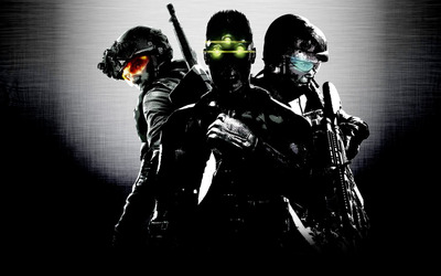 Tom Clancy's games wallpaper