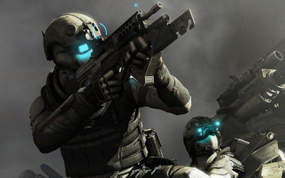 Tom Clancy's Ghost Recon [4] wallpaper