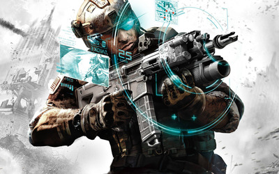 Tom Clancy's Ghost Recon [3] wallpaper