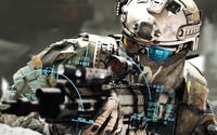 Tom Clancy's Ghost Recon wallpaper 2560x1600 jpg