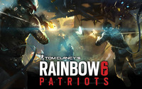 Tom Clancy's Rainbow 6: Patriots [5] wallpaper 1920x1200 jpg