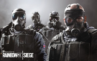 Tom Clancy's Rainbow Six Siege [2] wallpaper 2560x1600 jpg